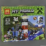 Конструктор «Мой мир», 33017