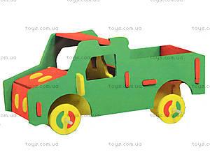 Конструктор мягкий «Автомобиль-грузовик», 6101, купить