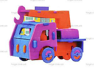 Детский конструктор «Автомобиль-кран», 6105, отзывы