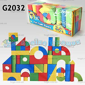 Конструктор на 50 деталей, G2032