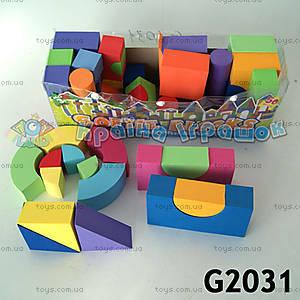 Конструктор на 50 деталей,в сумке, G2031 (101004