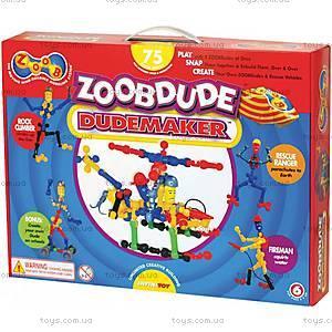 ZOOB конструктор подвижный детский Dudemaker, 12004