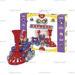ZOOB конструктор подвижный детский Jr.Express, 13035