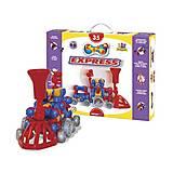 Конструктор на шарнирах Jr.Express, 13035, набор