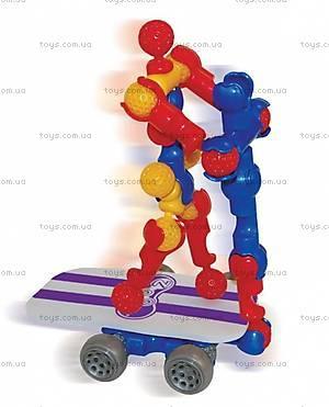 ZOOB конструктор подвижный детский «Скутер», 13018, купить