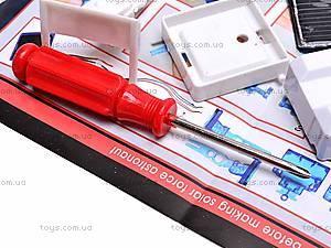 Конструктор на солнечных батареях «Астронавт», NT8014, купить