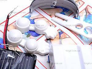 Конструктор на солнечных батареях «Астронавт», NT8014, фото