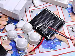 Конструктор на солнечных батареях «Астронавт», NT8014, цена