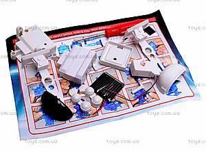 Конструктор на солнечных батареях «Астронавт», NT8014, игрушки