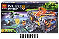 Конструктор «Nexo Knight: мобильный штаб» 620 деталей, 10819, фото