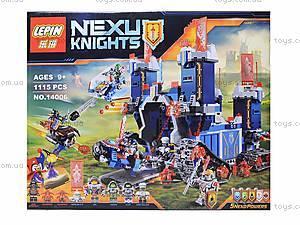Конструктор NEXO knights, 1115 деталей, 14006, фото