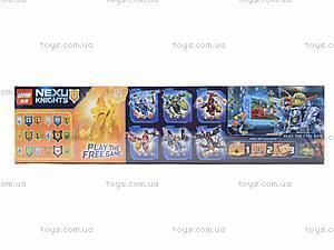 Конструктор для детей NEXO knights, 14001A-F, купить