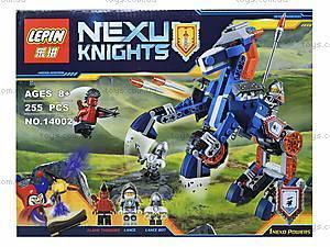 Конструктор NEXO knights, 205 деталей, 14002, купить