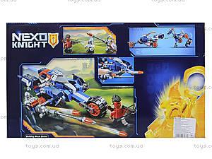 Конструктор NEXO knights «Механический конь», 249 деталей, 10485, купить