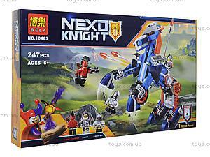 Конструктор NEXO knights «Механический конь», 249 деталей, 10485, фото