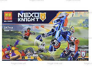 Конструктор NEXO knights «Механический конь», 249 деталей, 10485, отзывы