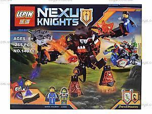 Конструктор NEXO knights, 265 деталей, 14011, купить