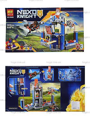 Конструктор NEXO knights «Библиотека», 300 деталей, 10486