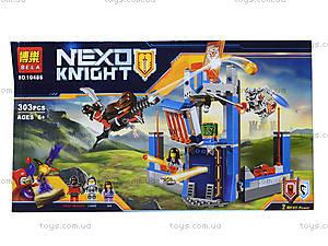 Конструктор NEXO knights «Библиотека», 300 деталей, 10486, отзывы