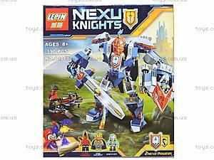 Конструктор NEXO knights, 385 деталей, 14008, купить