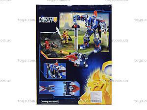 Конструктор NEXO knights «Механический рыцарь», 387 деталей, 10487, купить