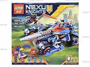 Конструктор NEXO knights, 392 деталей, 14012, купить