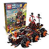 Конструктор NEXO knights, 531 деталей, 10518, фото