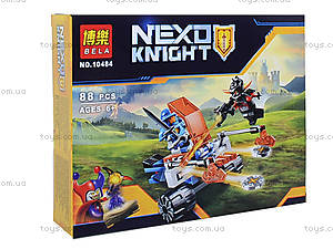 Конструктор NEXO knights «Королевский бластер», 88 деталей, 10484, фото