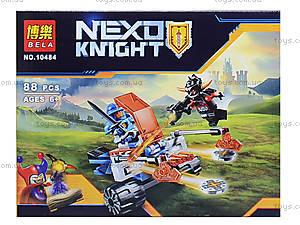 Конструктор NEXO knights «Королевский бластер», 88 деталей, 10484, отзывы