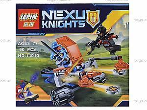 Конструктор NEXO knights, 90 деталей, 14010, купить