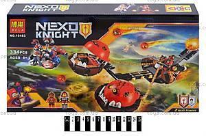 Конструктор NEXO knights «Колесница Укротителя», 334 деталей, 10483