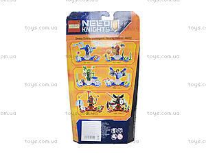 Конструктор NEXO knights «Персонаж», 81658, фото
