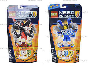 Конструктор NEXO knights «Персонаж», 81658