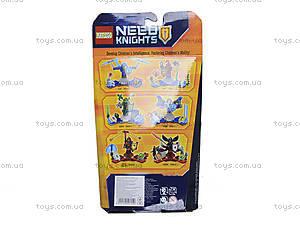Конструктор NEXO knights «Персонаж», 81658, цена