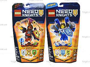 Конструктор NEXO knights «Персонаж», 81658, игрушки