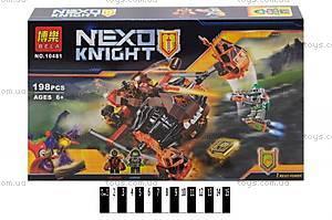 Конструктор NEXO knights «Лавинный разрушитель Молтора», 10481