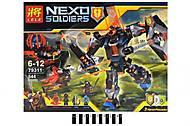 Конструктор NEXO knights «Разрушители», 544 детали, 79311