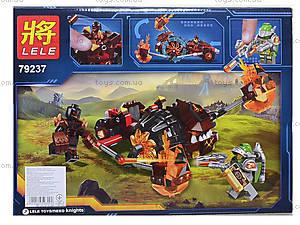 Конструктор Nexo Soldiers «Лавинный разрушитель», 199 деталей, 79237, купить