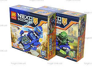 Игрушечный конструктор «Nexo Soldiers», 79275, купить