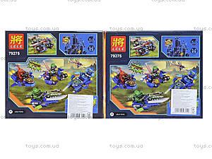 Игрушечный конструктор «Nexo Soldiers», 79275, фото