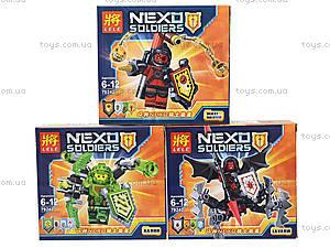 Детский конструктор «NEXO soldiers», 79242, отзывы