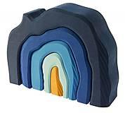 Конструктор nic деревянный «Пещера», NIC523323, купить