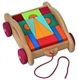 Конструктор nic деревянный «Тоскана с тележкой» , NIC523316, купить