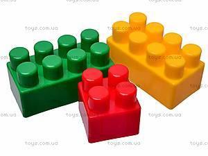 Конструктор «Ник», 103 элемента, , игрушки