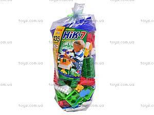 Конструктор «Ник», 135 элементов, , детские игрушки