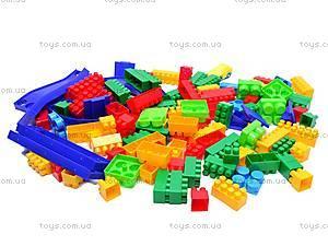 Конструктор «Ник», 191 элемент, , игрушки