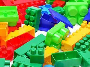 Конструктор «Ник», 191 элемент, , детские игрушки