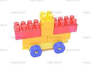 Конструктор «Ник», 224 элемента, , игрушки