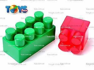 Конструктор «Ник», 371 элемент, , детские игрушки
