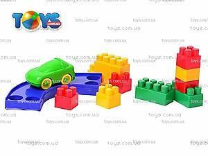 Конструктор «Ник», 371 элемент, , магазин игрушек